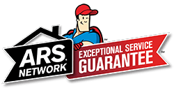 ARS Network Exceptional Service Guarantee Logo